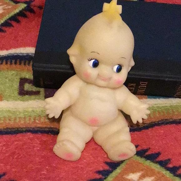 Rare squeaky Kewpie Doll